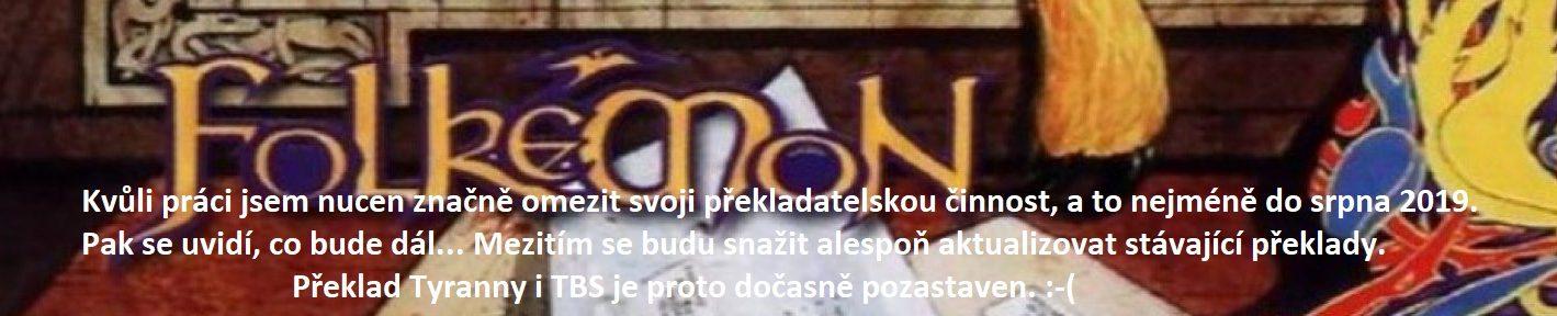 Folkemonovy češtiny